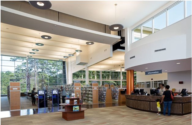 Wolf Creek Library Interior1